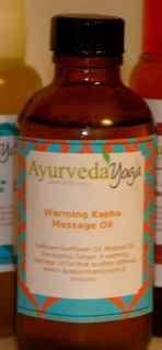 Ayurveda Cold Massage Oil